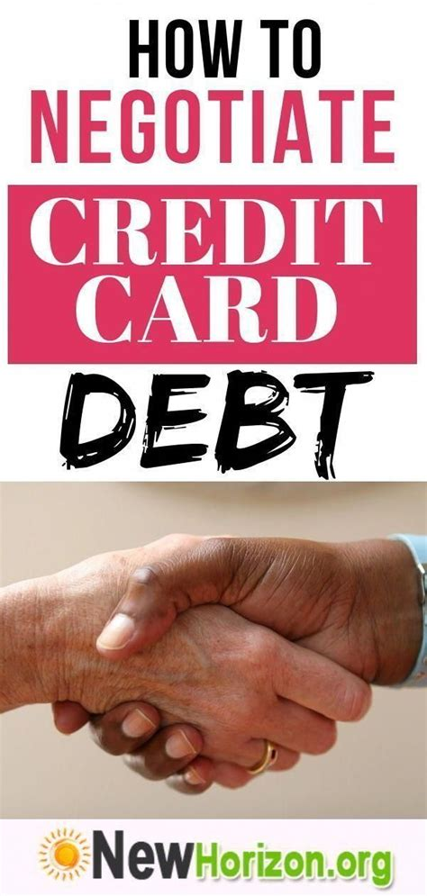 But other things — like special offer terms — aren't really negotiable. credit card images #creditcard How To Expertly Negotiate Credit Card Debt #financialfreedom #bad ...