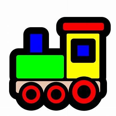 Train Toy Cartoon Clipart Clipartbest Trains Toys