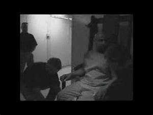 Condemned Man is Strapped Down in the Electric Chair - YouTube