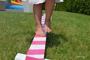 Kleine Holzbank Für Draußen : kleine ballerina einen balancierbalken bauen ~ Bigdaddyawards.com Haus und Dekorationen