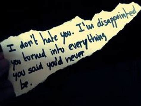 Disappointed Quotes For Boyfriend