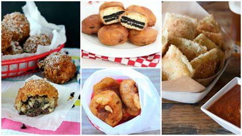 fried state fair food recipes 17 glorious deep fried fair foods you can make at home
