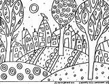 Karla Folk Rug Coloring Pages Gerard Pattern Paper Country Mexico Hooking Hills Hook Patterns Arte Printable Popscreen Para Dibujos Colouring sketch template