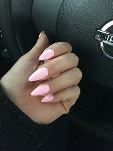 Light Pink Stiletto Nails Pictures, Photos, and Images for ...
