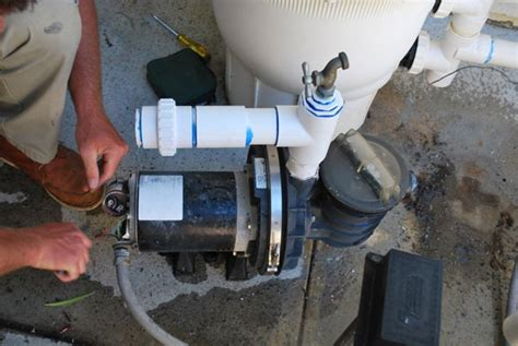 New Pool Pump Installation Carmel Valley Protouch
