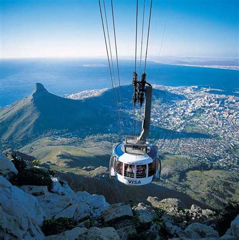 table mountain cable car is it the year to travel to south africa