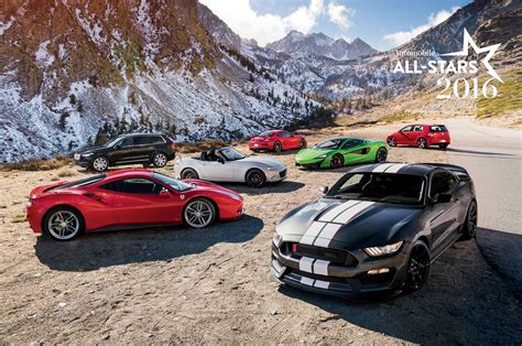 2012 Automobile Magazine All-stars