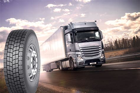 Nokian Hakka Truck Drive Tyre For Trucks And Buses Wins