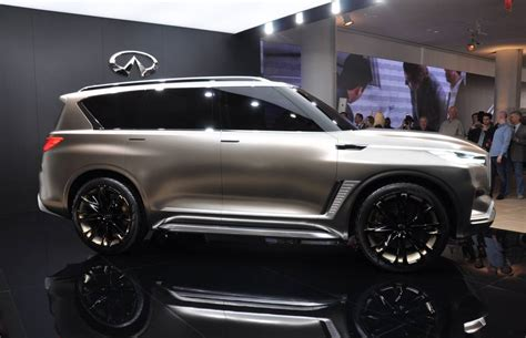 2019 Infiniti Qx80 Monograph Redesign And Price  2019 Car