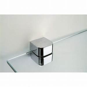 étagère En Verre Ikea : console support d 39 tag re verre s rie 540 par mafos ~ Teatrodelosmanantiales.com Idées de Décoration