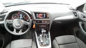 Audi Q5 Interieur : audi q5 2 0 tdi 177 fap ambiente quattro s tronic7 occasion lyon s r zin rh ne ora7 ~ Voncanada.com Idées de Décoration