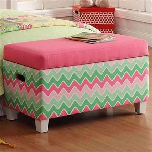 Upholstered Storage Bench Bedroom Pic 13 Small Room