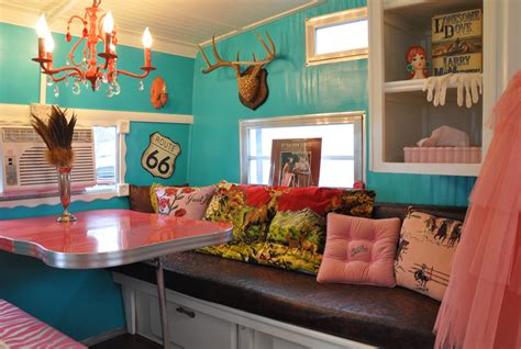 Decorating Ideas Vintage Travel Trailer by 14 Cer Decorating Ideas Rv Decor Pictures