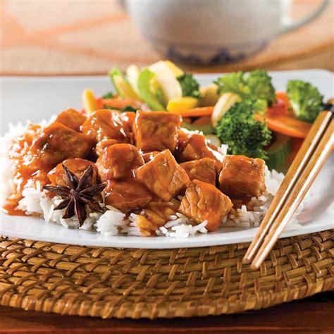recettes de cuisine chinoise mijoté de porc à la chinoise recettes cuisine et