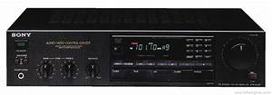 Sony Str-av310 - Manual - Am  Fm Stereo Receiver