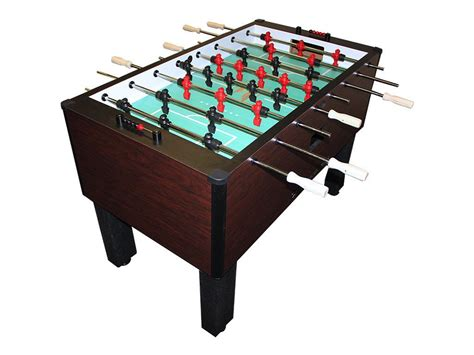 shelti foosball table vs tornado shelti home pro foosball table in mahogany with stainless