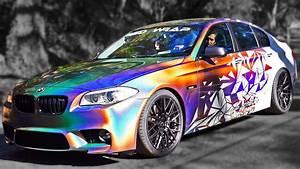 DAD CAR TRANSFORMATION INTO SUPERCAR! *BMW REVEAL* - YouTube