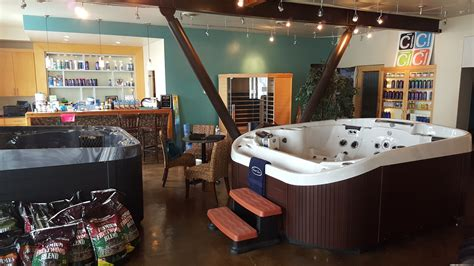 Hot Tub Showrooms Furniture Ideas For Home Interior
