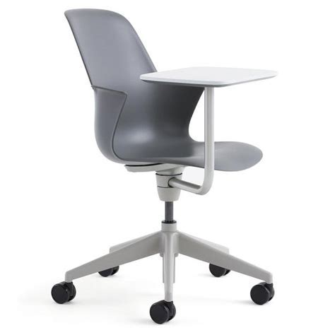 Steelcase Node High Back Desk Chair   Five Star Base with