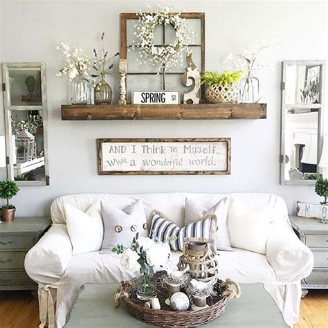 These 10 diy farmhouse decor ideas will work great for your home. 25 Easy Ideas of Adding Farmhouse Wall Decor to Your Dwelling   PrintMePoster.com Blog