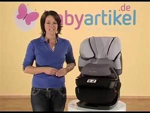 Kindersitz Test Cybex Pallas : cybex pallas kindersitz gr 1 2 3 youtube ~ Kayakingforconservation.com Haus und Dekorationen