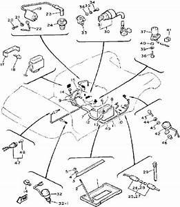 Yamaha J55 Golf Cart Wiring Diagram
