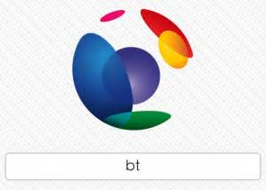 British Multinational Telecommunications Company Logo