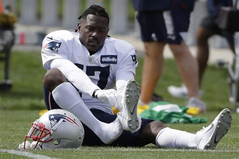The Patriots Release Antonio Brown After New Sexual ...