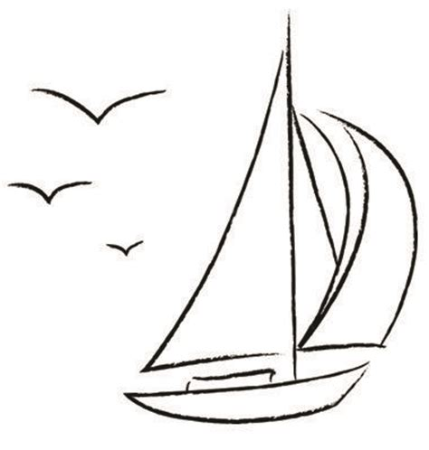 Boat Outline Tattoo by 13 Best Sailboat Vector Images On Pinterest Boats
