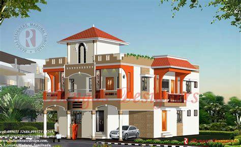 home building design indian house design three floor buildings designs