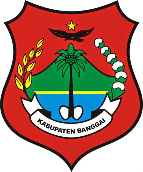 logo kabupaten kota logo kabupaten banggai sulawesi tengah