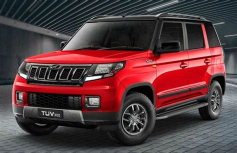 mahindra tuv  launched prices start  rs