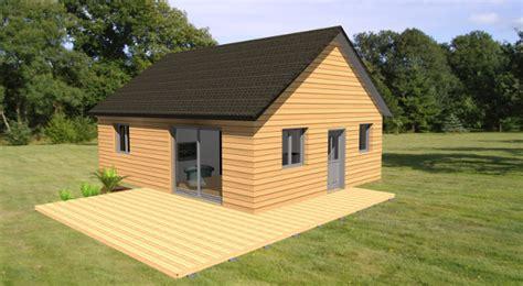 modele maison maelis becokit maisons ossature bois