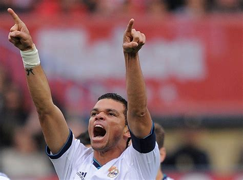 Manchester City move for defender Pepe thwarted by Real ...
