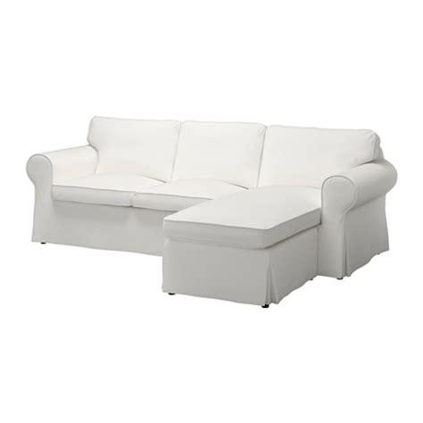 canapé avec meridienne ikea ektorp canapé 2 places méridienne avec méridienne vittaryd blanc ikea