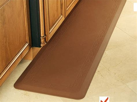 anti fatigue kitchen floor mats anti fatigue gel mats carpet underlay floor mat 7457