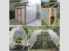How To DIY A Covered Greenhouse Raised Garden Bed www
