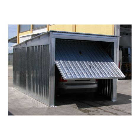 Box Auto by Box Auto In Acciaio Zincato