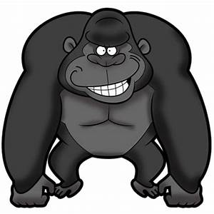 Black Gorilla's - Monkey Images