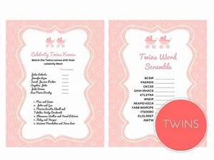 Twins Word Scramble Game, Celebrity Twins Names, TwinS ...