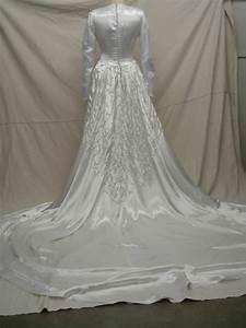 Treasured garment restoration treasured garment restoration for Vintage wedding dress restoration
