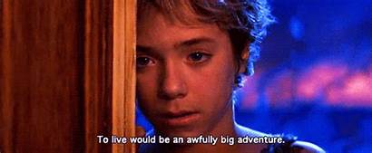 Pan Peter 2003 Quotes Adventure Awfully Would