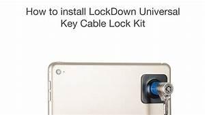 The Joy Factory Installation Instructions  Lockdown