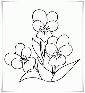 Blumen Zum Ausdrucken : ausmalbilder zum ausdrucken ausmalbilder blumen ~ Watch28wear.com Haus und Dekorationen