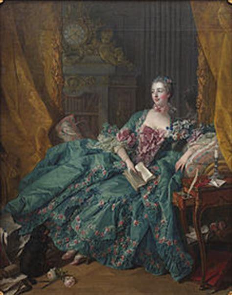 franois boucher la marquise de pompadour madame de pompadour