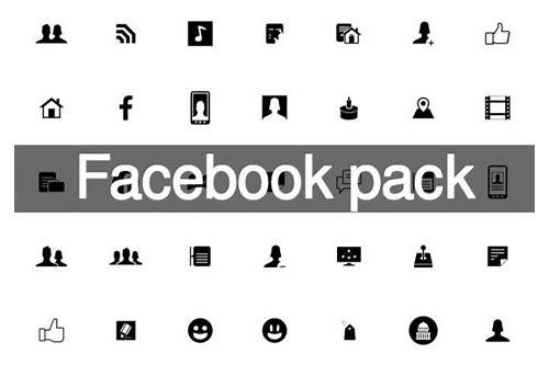 baixar icones para facebook