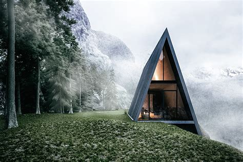 what is an a frame house a frame cliff house uncrate