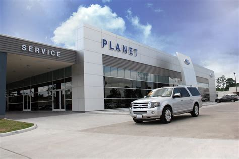 Randall Reed?s Planet Ford   Service Department   Auto