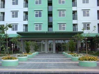 jual  kredit apartemen green park view residence