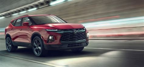 2019 Chevy Blazer Wallpaper by 2019 Blazer To Be Made In Mexico Uaw Unhappy Gm Authority